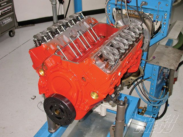Sbtest on Small Block Chevy Engine Casting Numbers